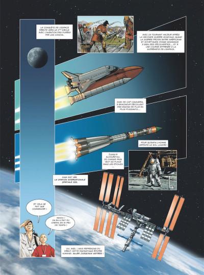 Page 3 L'histoire de l'astronautique tome 1