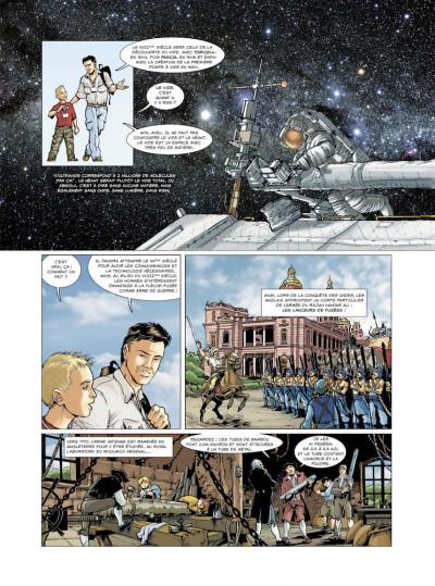 Page 5 L'histoire de l'astronautique tome 1