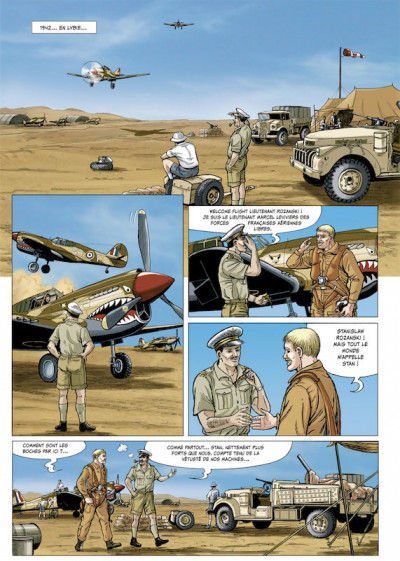 Page 4 Le crépuscule des guerriers