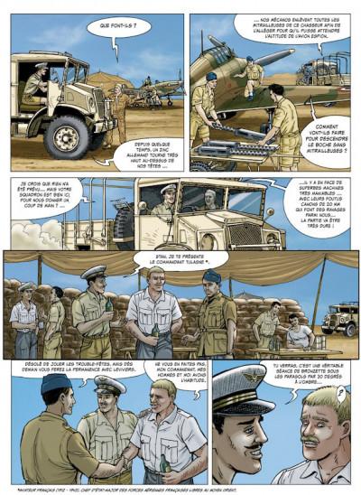 Page 5 Le crépuscule des guerriers