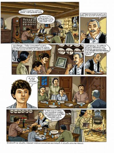 Page 2 Histoires de pilotes tome 3 - Célestin Adolphe Pégoud