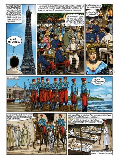 Page 3 Histoires de pilotes tome 3 - Célestin Adolphe Pégoud