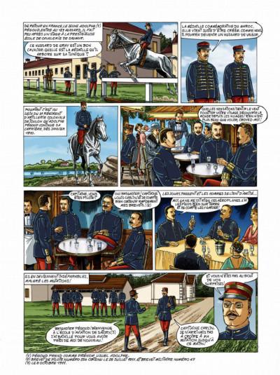 Page 4 Histoires de pilotes tome 3 - Célestin Adolphe Pégoud