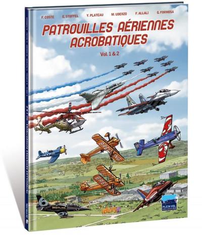 image de Patrouilles aériennes acrobatiques tomes 1 et 2