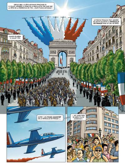 Page 2 Patrouille de France - luxe