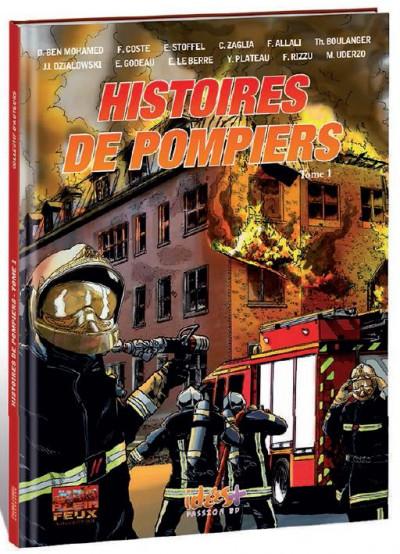 image de histoires de pompiers tome 1