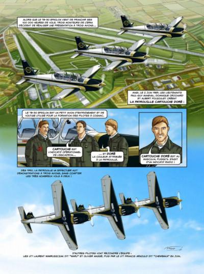 Page 1 Patrouilles aériennes acrobatiques tome 3