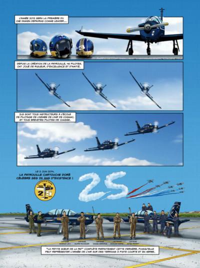 Page 2 Patrouilles aériennes acrobatiques tome 3