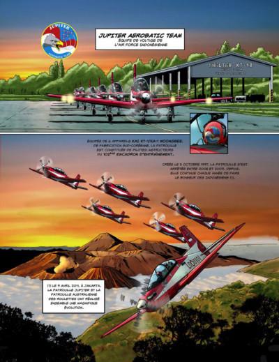 Page 3 Patrouilles aériennes acrobatiques tome 3
