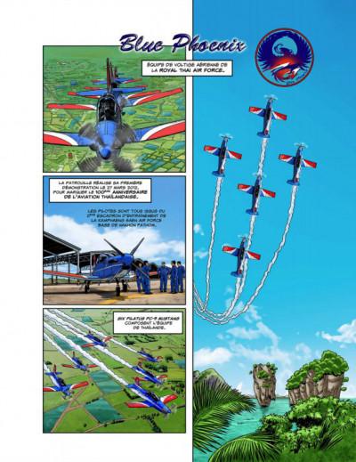 Page 4 Patrouilles aériennes acrobatiques tome 3