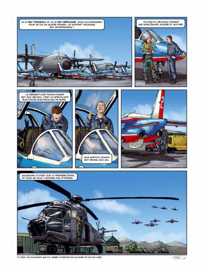 Page 2 histoires de patrouille de France tome 1