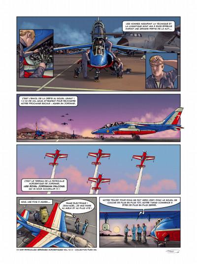 Page 4 histoires de patrouille de France tome 1