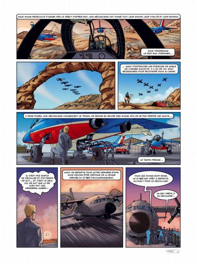 Page 5 histoires de patrouille de France tome 1