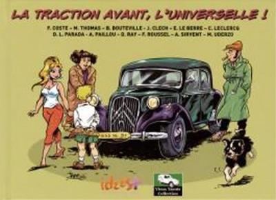image de La traction avant, l'universelle !