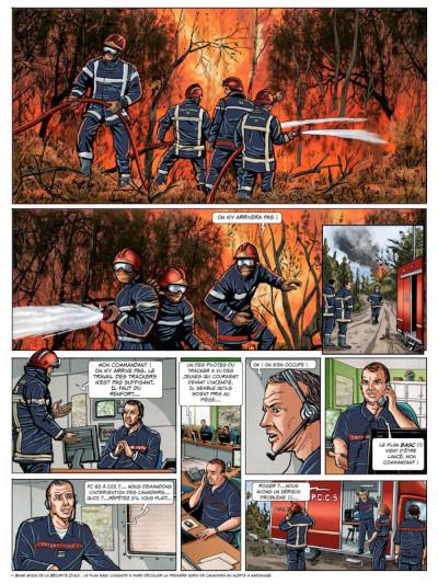 Page 0 Pompiers du ciel - tirage spécial