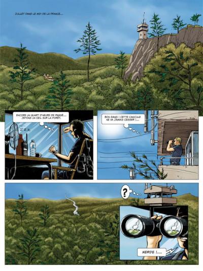 Page 3 Pompiers du ciel - tirage spécial