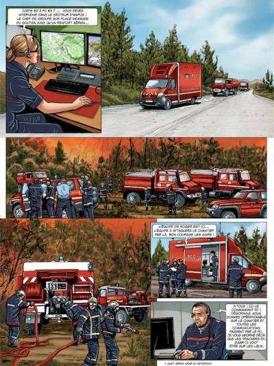 Page 6 Pompiers du ciel - tirage spécial