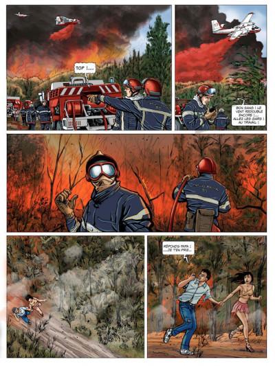 Page 9 Pompiers du ciel - tirage spécial