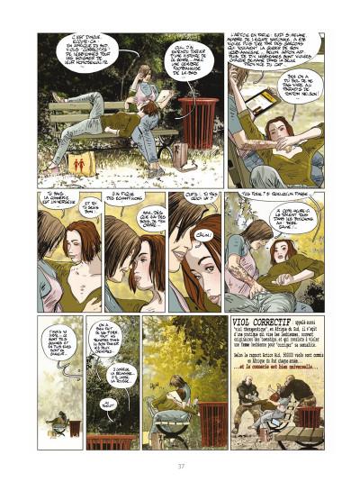 Page 4 en chemin elle rencontre... tome 2 - les artistes se mobilisent pour le respect des droits des femmes