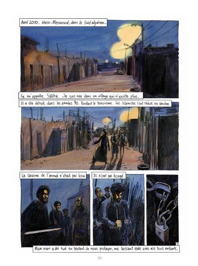 Page 5 en chemin elle rencontre... tome 2 - les artistes se mobilisent pour le respect des droits des femmes