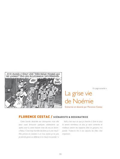 Page 6 en chemin elle rencontre... tome 2 - les artistes se mobilisent pour le respect des droits des femmes