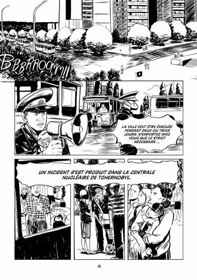 Page 1 Tchernobyl ; la zone