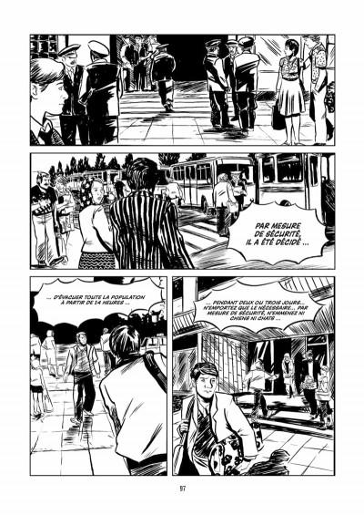Page 2 Tchernobyl ; la zone