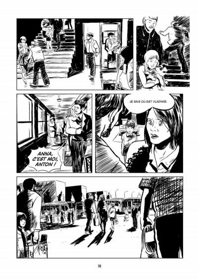 Page 3 Tchernobyl ; la zone