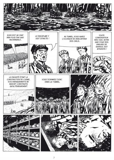 Page 3 KZ Dora tome 2