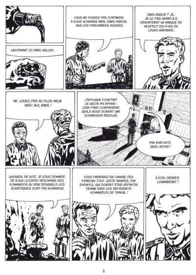 Page 4 KZ Dora tome 2