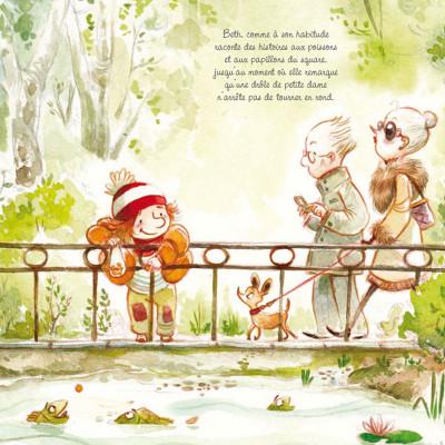 Page 1 Eulalie de la grande rêverie
