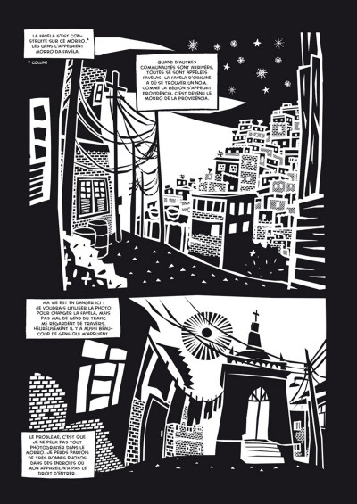 Page 1 photo de la favela