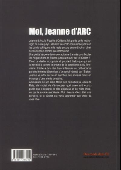 Dos moi Jeanne d'Arc