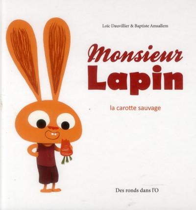 image de monsieur lapin tome 1 - la carotte sauvage