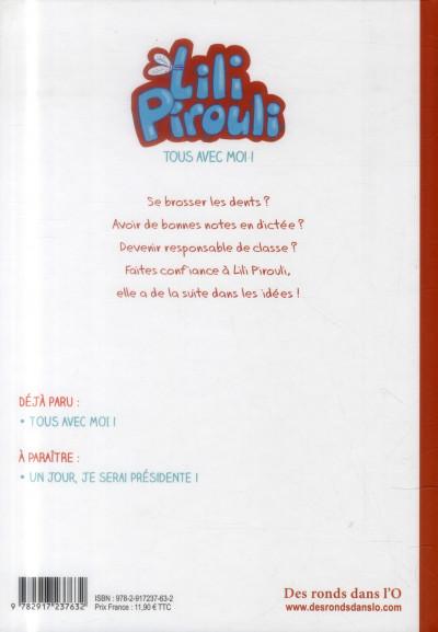 Dos Lili Pirouli tome 1