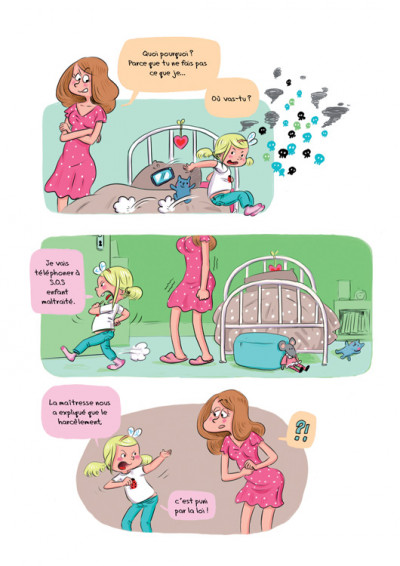 Page 1 Lili Pirouli tome 1