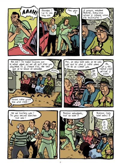 Page 4 Au coin d'une ride