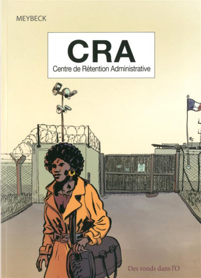 image de CRA : centre de rétention administrative