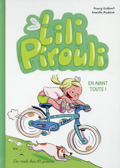 Couverture Lili Pirouli tome 3