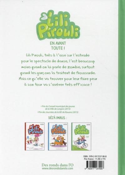 Dos Lili Pirouli tome 3