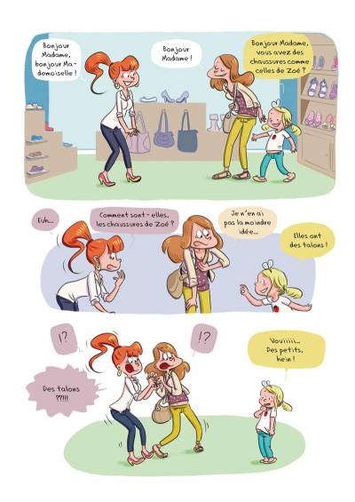 Page 3 Lili Pirouli tome 3