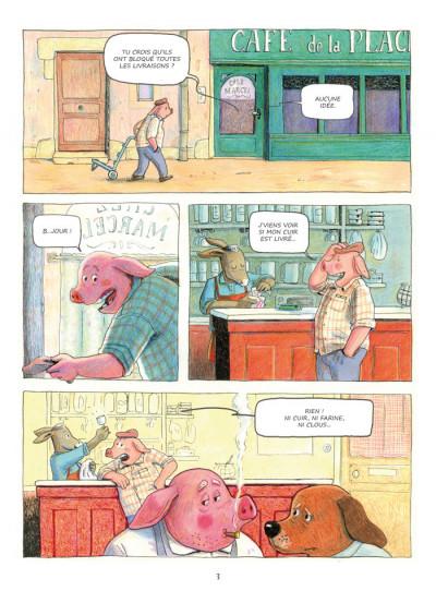Page 1 Jules B - L'histoire d'un juste pendant la seconde guerre mondiale