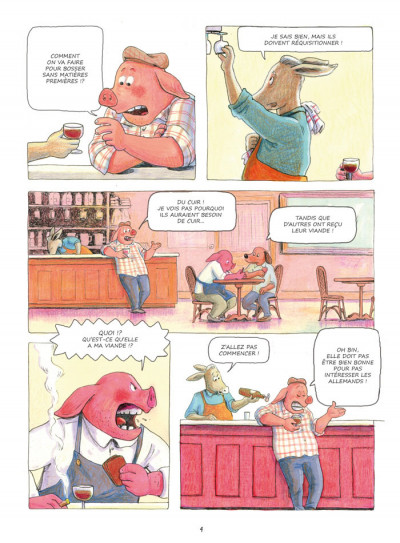 Page 2 Jules B - L'histoire d'un juste pendant la seconde guerre mondiale