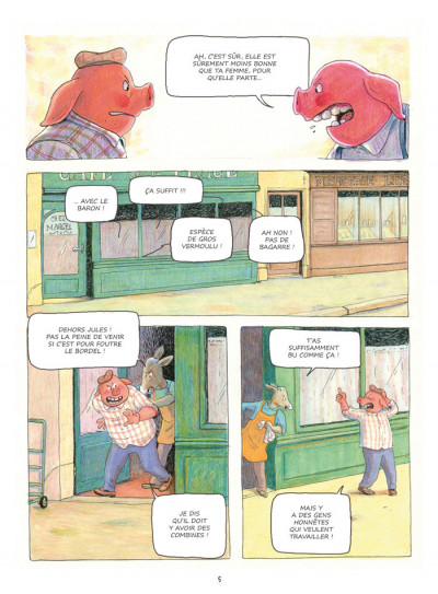 Page 3 Jules B - L'histoire d'un juste pendant la seconde guerre mondiale