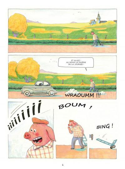 Page 4 Jules B - L'histoire d'un juste pendant la seconde guerre mondiale