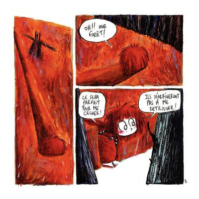Page 6 rouge tome 1 - l'ogre qui mangeait les petits enfants