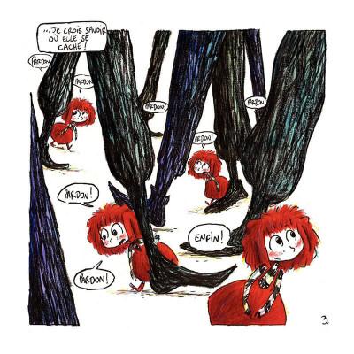 Page 6 rouge tome 2 - le carnaval aquatique