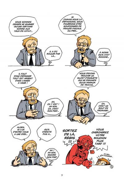 Page 6 un an sans internet ; journal d'une expérience