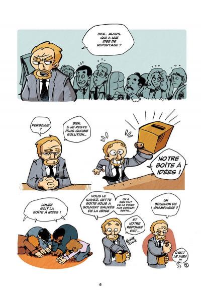 Page 7 un an sans internet ; journal d'une expérience