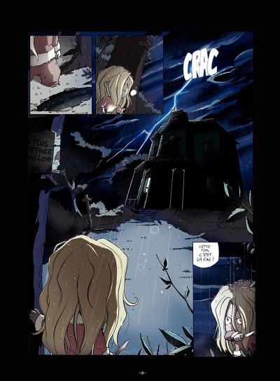 Page 3 La vie de Norman tome 3